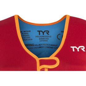 TYR Progressive Swim Aid Kinder red